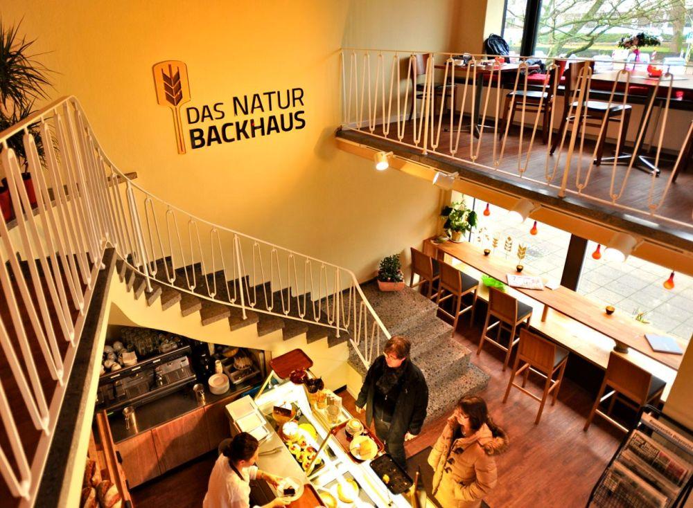 Das Naturbackhaus 2